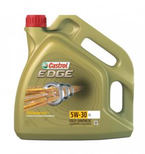 Castrol EDGE Titanium FST 5W-30 LL 5lt