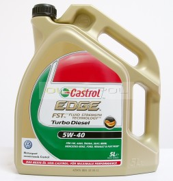 Castrol EDGE FST 5W-40 Turbo Diesel
