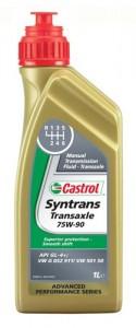 Castrol Syntrans TRANSAXLE 75W-90 (TAF-X)
