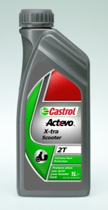Castrol Act>evo X-tra Scooter 2T