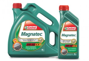 Magnatec 5W-40 C3     balení: 1lt, 4lt, 5lt