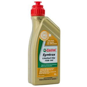 CASTROL Syntrax Limited Slip 75W-140 ( SAF-XJ )