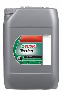 Castrol Tection 15W-40 20L