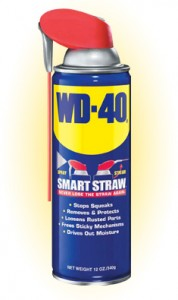 WD40 420ml smart straw