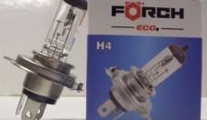 Popis: Žárovka FORCH H4 - 12V 60/55W