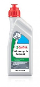 Castrol Motorcycle Coolant 1l
