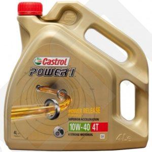 Castrol Power 1 Racing 4T 10W-40  4 lt
