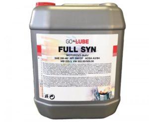 Go4Lube FULL SYN 5W-40 SM/CF , 50kg/58lt