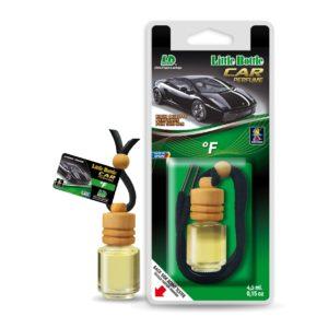 Závěsný autoparfém L&D Little Bottle Car Perfume °F
