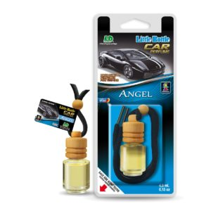 Závěsný autoparfém L&D Little Bottle Car Perfume Angel