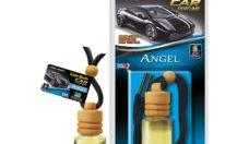 Závěsný autoparfém L&D Little Bottle    Car Perfume Angel
