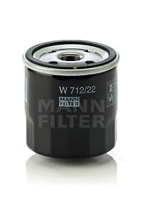 Olejový filtr MANN W712/22