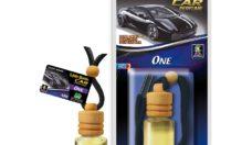 Závěsný autoparfém L&D Little Bottle    Car Perfume One
