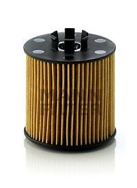 Olejový filtr BOSCH P 9301 - AUDI, SEAT, ŠKODA, VW