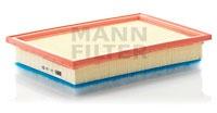 Vzduchový filtr MANN C31116 - FORD, SEAT, VW