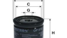Olejový filtr FILTRON OP 616
