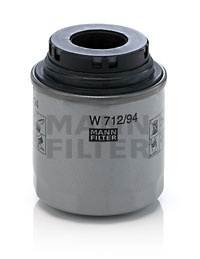 Olejový filtr MANN W712/94