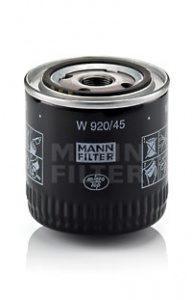 Olejový filtr MANN W920/45  - FORD