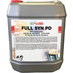 Go4Lube FULL SYN PD 5W-40 , 10lt