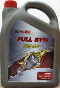 Go4Lube FULL SYN 5W-40 SM/CF 4L