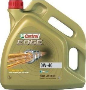 Castrol Edge Titanium FST 0W-40 5lt