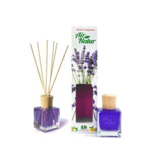 Bytová vůně - aroma difuzór   L&D Air Natur - Levandule