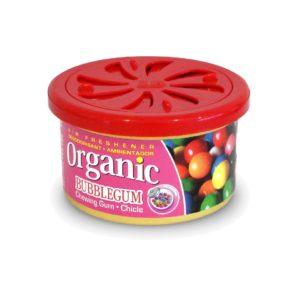 Vůně do auta – plechovka L&D Organic – Bubblegum (Žvýkačky)