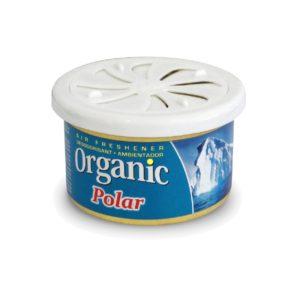 Vůně do auta – plechovka L&D Organic –  Polar (Neutralizér)