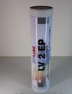 Plastické mazivo LV 2 EP 400g – eurokartuš