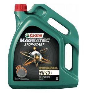 Castrol Magnatec Stop-Start E 5W-20 4L