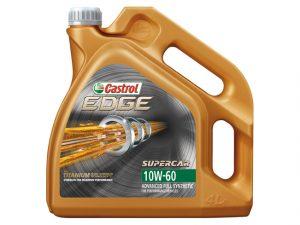 Castrol Edge Titanium FST Supercar 10W-60  5 lt