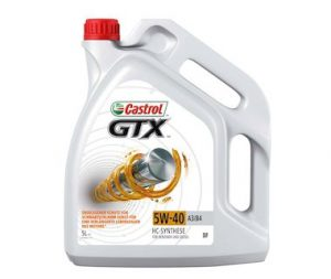 Castrol GTX 5W-40 5lt