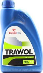 Motorový olej Orlen Oil TRAWOL 10W-30 1L