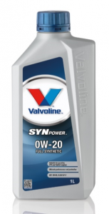 VALVOLINE SynPower 0W-20  1L