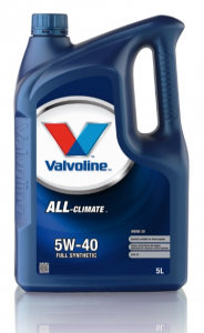 VALVOLINE ALL CLIMATE C3 5W40 - 5L