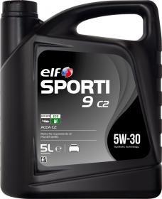ELF Sporti 9 C2 5W-30 - 5 L