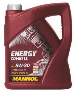 Mannol Energy Combi LL 5W-30 5 lt