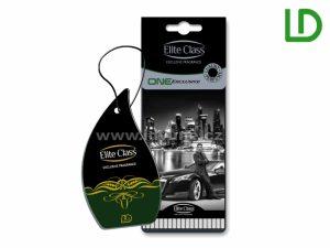 Závěsná vůně do auta L&D Elite Class ONE EXCLUSIVE | Parfémovaná visačka