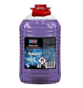 Zimní směs do ostřikovačů Rox Nano -20°C 4l